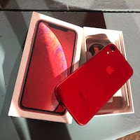Red iPhone XR  Silver Spring