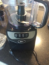NEW - Oster food processor  London, N6H