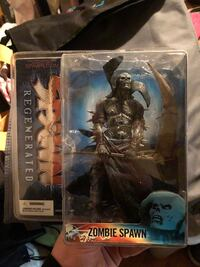 Todd Mcfarlane Toys Spawn Regenerated Series 28 - Zombie Spawn  New York, 10036