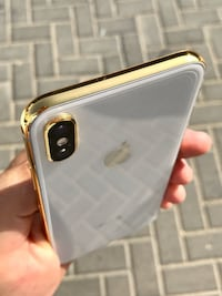 iPhone X 24kt gold null
