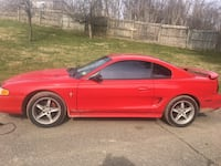 1996 Ford Mustang Base New Cumberland