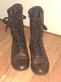 Combat boots / brown Rock Hill, 29732