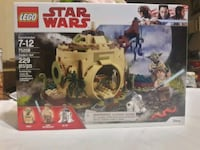 LEGO Star Wars toy box 48 km