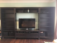 TV Entertainment Unit-tv not included or bins  Guelph, N1G 3G5