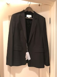 Black notch lapel suit jacket Leesburg, 20176