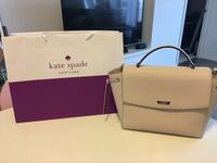 Kate Spade Laurel Way Lilah Saffiano Leather Shoulder Bag/Handbag Markham, L6C 0Y2