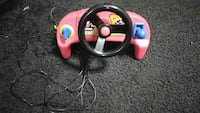 Car video game for toddlers