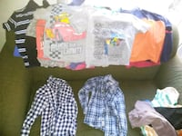 Boys clothes size 4-6 Las Vegas