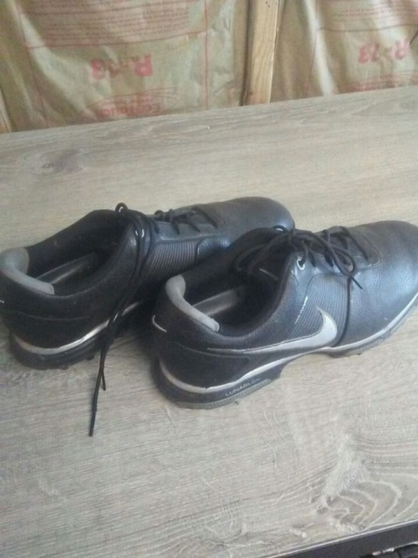 2b3f104d8300 Used Nike Flywire Golf shoes. 10.5size for sale in Murray - letgo