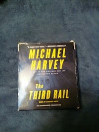 The Third Rail by Michael Harvey book Farmington, 87401