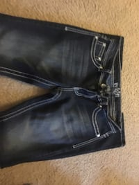 pair of blue Miss Me jeans Hagerstown, 21742