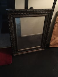 two square black wooden photo frames San Leandro, 94577