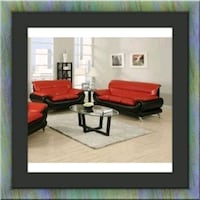2pc sofa and loveseat Temple Hills