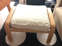 "IKEA ""Poang"" foot rest Surrey, V3T 4Z8"