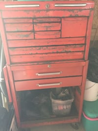 Snap On and Waterloo rolling tool boxes Hamilton, L8K 1Z2