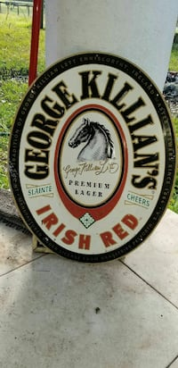 George Killiams Irish Red poster Belleview, 34420