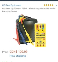 Electrical phase tester  Chatham-Kent