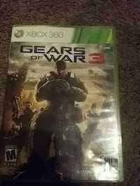 Gears of War 3 Xbox 360 Chicago, 60651