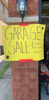 Garage SALE ON 79 SHESHI DRIVE Vaughan, L4H 2S5