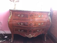 Antique marble top dresser or sideboard Toronto, M2R 3N1