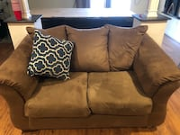 Couch set, suede in great condition! Upper Marlboro, 20772