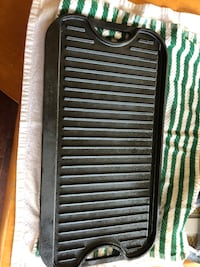 Lodge Cast Iron Griddle/Grill Pan