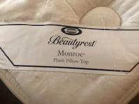 King Size PillowTop Mattress in Excellent condition  Garland, 75044