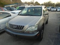 Lexus-RX 300-2001 HOUSTON