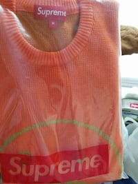 pink Knitted Supreme top Portland, 04102