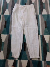 women's linen medium lightweight pants Washington, 20001