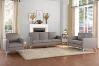 Soho Brownish Gray Modern Living Room Set | 9979   Jessup, 20794