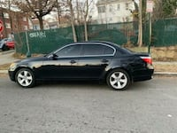 BMW - 5-Series - 2007 Silver Spring