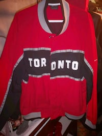 Official raptors courtside jacket size xl Calgary, T2P 2B4