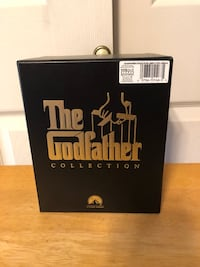 The Godfather VHS Collection Set, 6 tapes 1990's Baltimore, 21236
