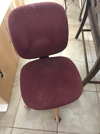 black and purple rolling chair Cape Coral, 33914