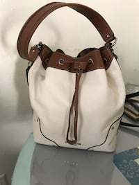 Coach bucket purse (missing shoulder strap) Bakersfield, 93306