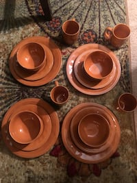 Rachel Ray -Two 12 piece sets - 24 pieces total. Only 1 set shown.