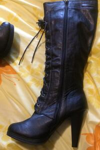 Brand New Real Leather boots 7 1/2 Indianapolis, 46227