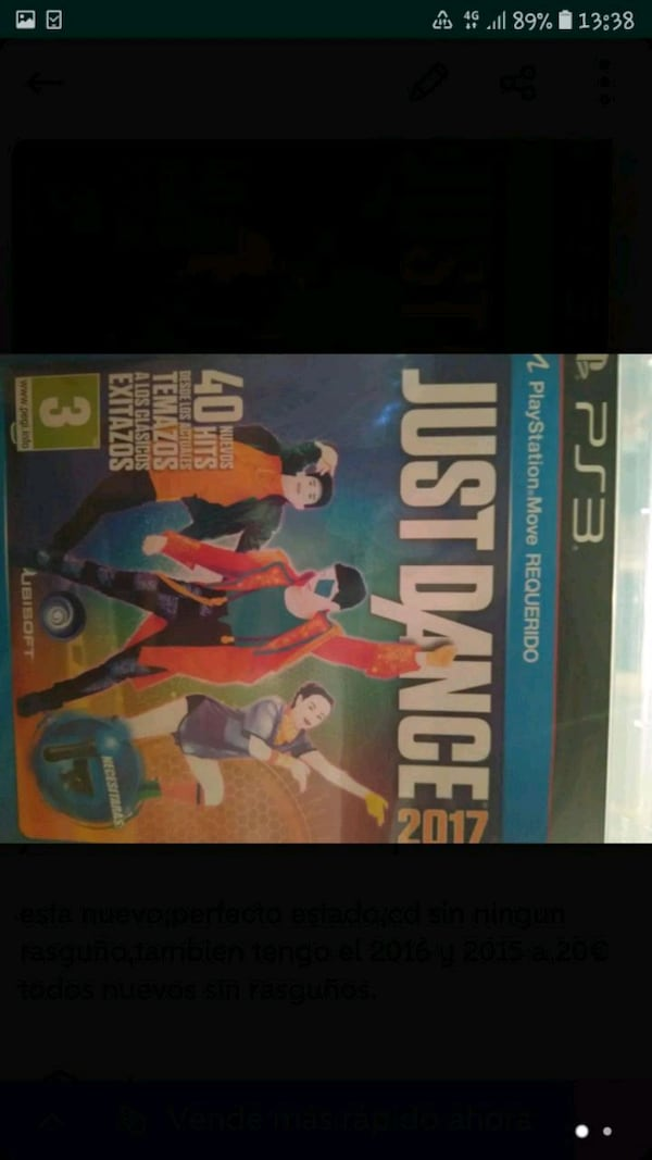 just dance play station 3 416140f9-5a45-4a50-bb78-5ad368e3dd6b