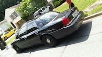 Ford - Crown Victoria - 2006 Washington