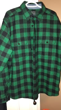 Woolrich(1830) wool plaid sweater NEW(L) Nanaimo, V9R 2Y7