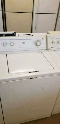 white top-load clothes washer Dearborn Heights, 48127