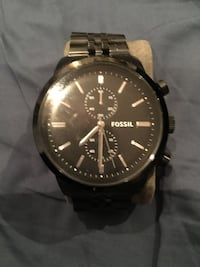 Brand new men's Fossil watch Burnaby, V5G 3X4