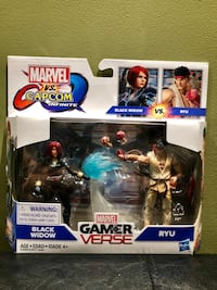 Marvel Vs Capcom Figures Bethlehem, 18018