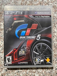Gran Turismo 5 (NFR PS3)