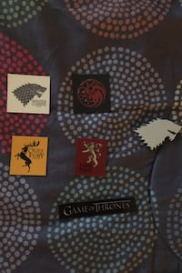 Game of Thrones magnets and USB