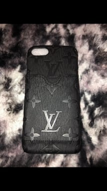 Louis Vuitton iphone 8 phone case