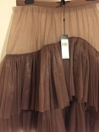 women's brown skirt Markham, L3R 9X6