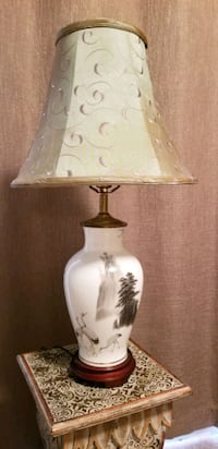 Asian Style Lamp Fairfax, 22031