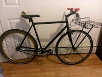 Light weight bike w/ delivery rack New York, 10012